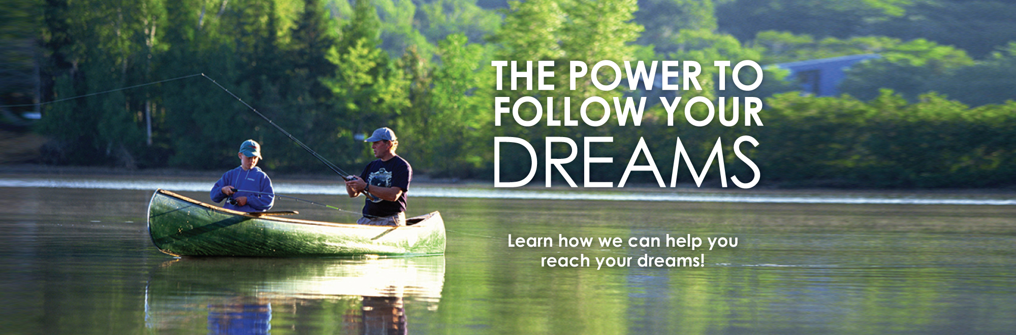Power to Follow Dreams!